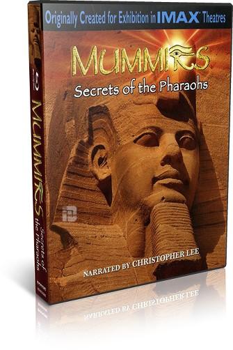 IMAX - Mummies: Secrets of the Pharaohs (2007) ISO BluRay 3D 2D AVC DTS ITA DTSHD ENG Sub - DDN