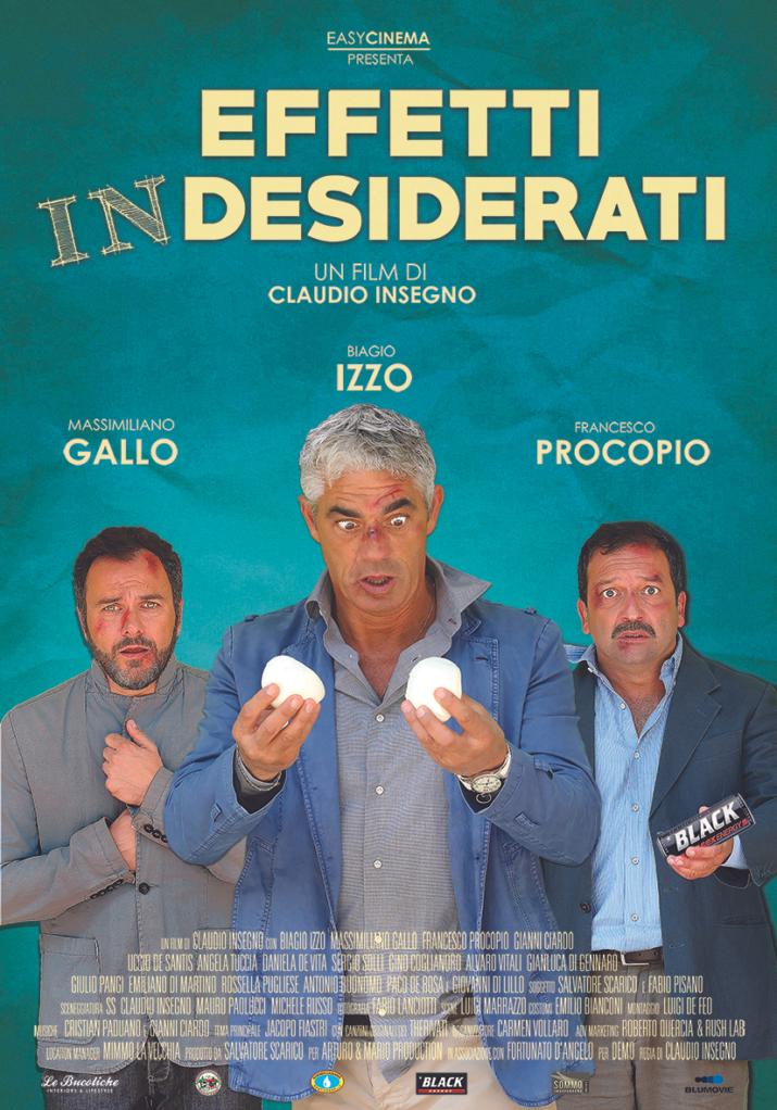 Effetti Indesiderati (2015) avi DVDRip ITA Ac3 - DDN