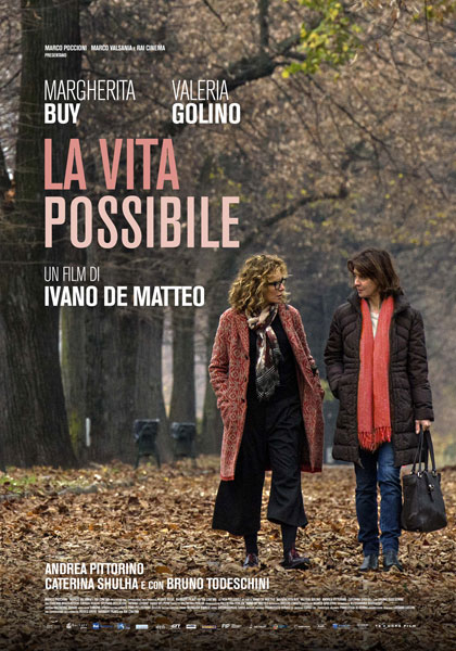 La vita possibile (2015) DVD 9 Copia 1:1 ITA