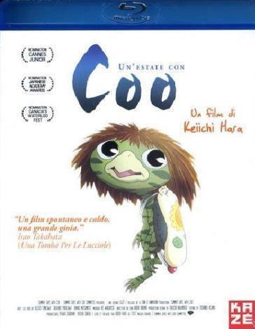 Un'estate con Coo (2012) ISO BluRay AVC DTS-HD ITA JAP FRA Sub - DDN