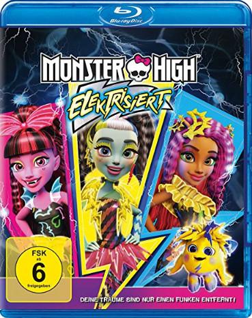 Monster High - Elettrizzante! (2017) BDRip 480p Ac3 ITA ENG - DDN