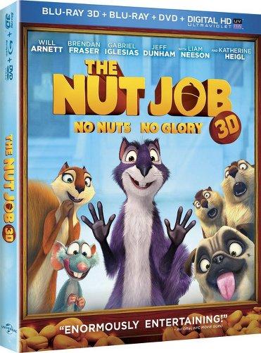 Nut Job - Operazione Noccioline (2014) ISO BDRA 3D 2D BluRay AVC DD 5+1 640kbps ITA - DDN