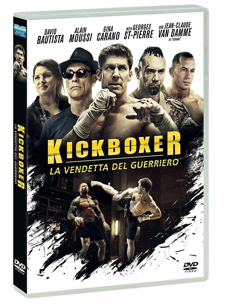 Kickboxer La vendetta del guerriero (2016) DVD9