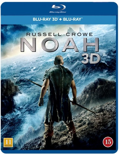 Noah (2014) ISO BluRay 3D AVC DD ITA DTS-HD ENG Sub - DDN