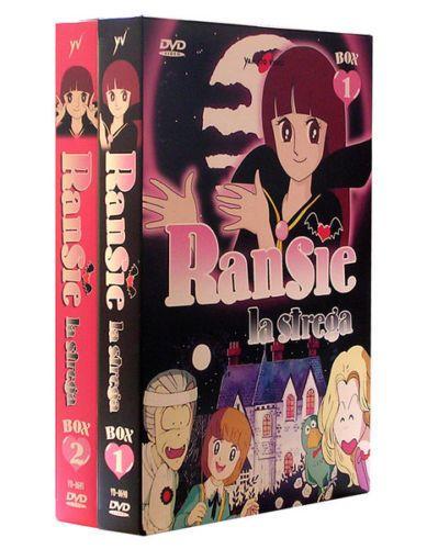 Ransie La Strega (1982) 6 DVD9 ITA JAP Sub ITA