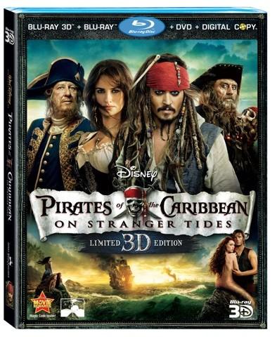 Pirati Dei Caraibi - Oltre I Confini Del Mare (2011) ISO BluRay 3D AVC DTS-HD ENG DD ITA Sub - DDN