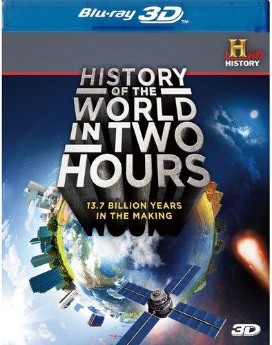 La storia del mondo in 2 ore (2011) ISO BDRA 2D 3D BLURAY AVC DD ITA - DDN