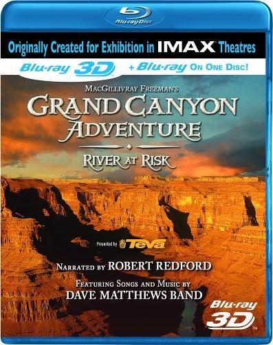 IMAX Grand Canyon Adventure River at Risk (2008) ISO BluRay 3D 2D AVC DTS ITA DTS-HD ENG Sub - DDN