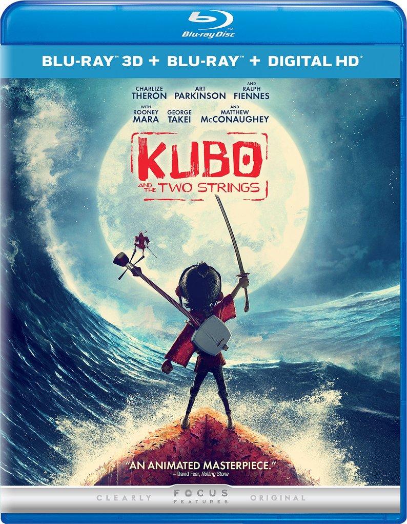 Kubo e la spada magica (2016) MKV 3D Half OU Untoched DTS ITA DTS-HD ENG + Ac3 Sub - DDN