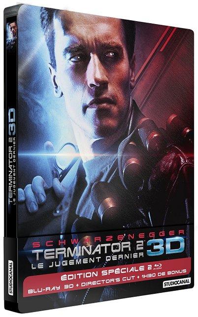Terminator 2 - Il giorno del giudizio (1992) BDRA BluRay 3D AVC DTS-HD ITA ENG
