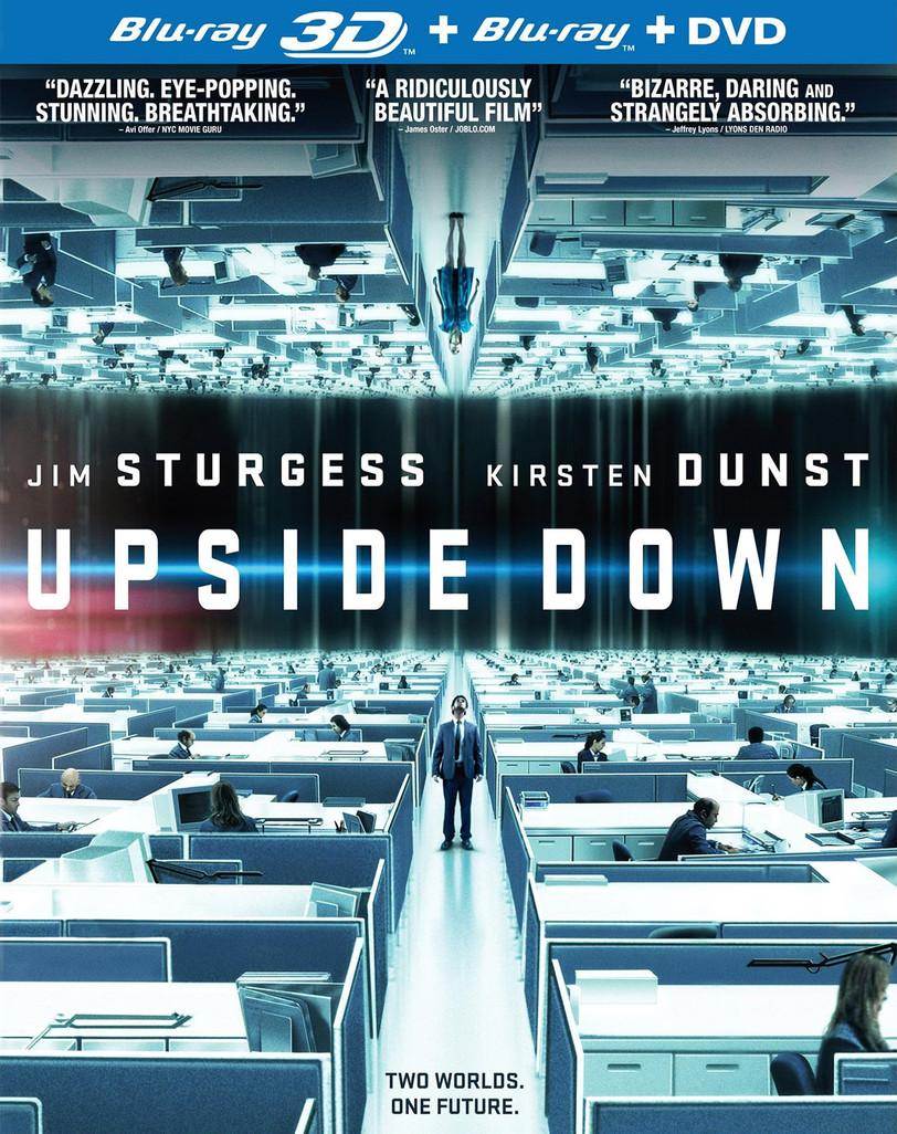 Upside Down (2013) MKV 3D HALF SBS AC3 ITA DTS ENG - DDN