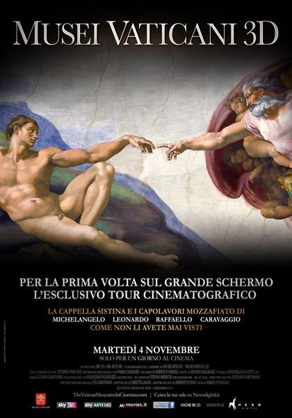 Musei vaticani (2015) MKV 3D Half OU Untoched AC3 ITA ENG Sub ENG - DDN