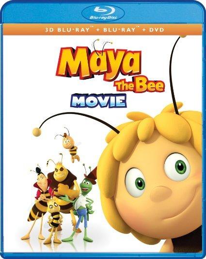 L'Ape Maia - Il Film (2014) BDRA 3D 2D BluRay AVC DTS-HD ITA Sub - DDN