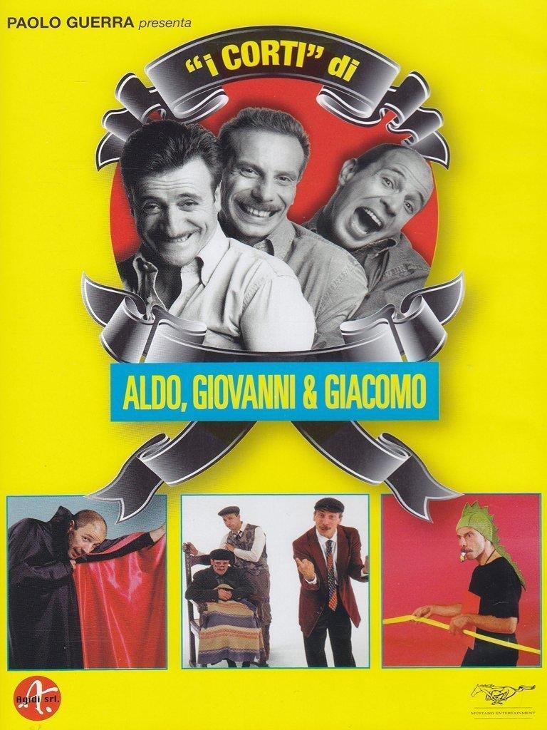 I Corti - Aldo, Giovanni & Giacomo (1996) DVD9 COPIA 1:1 ITA
