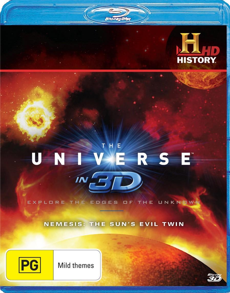 Storia dell'Universo - Stella della morte (2011) ISO BDRA 3D 2D AVC ITA DTS - DDN