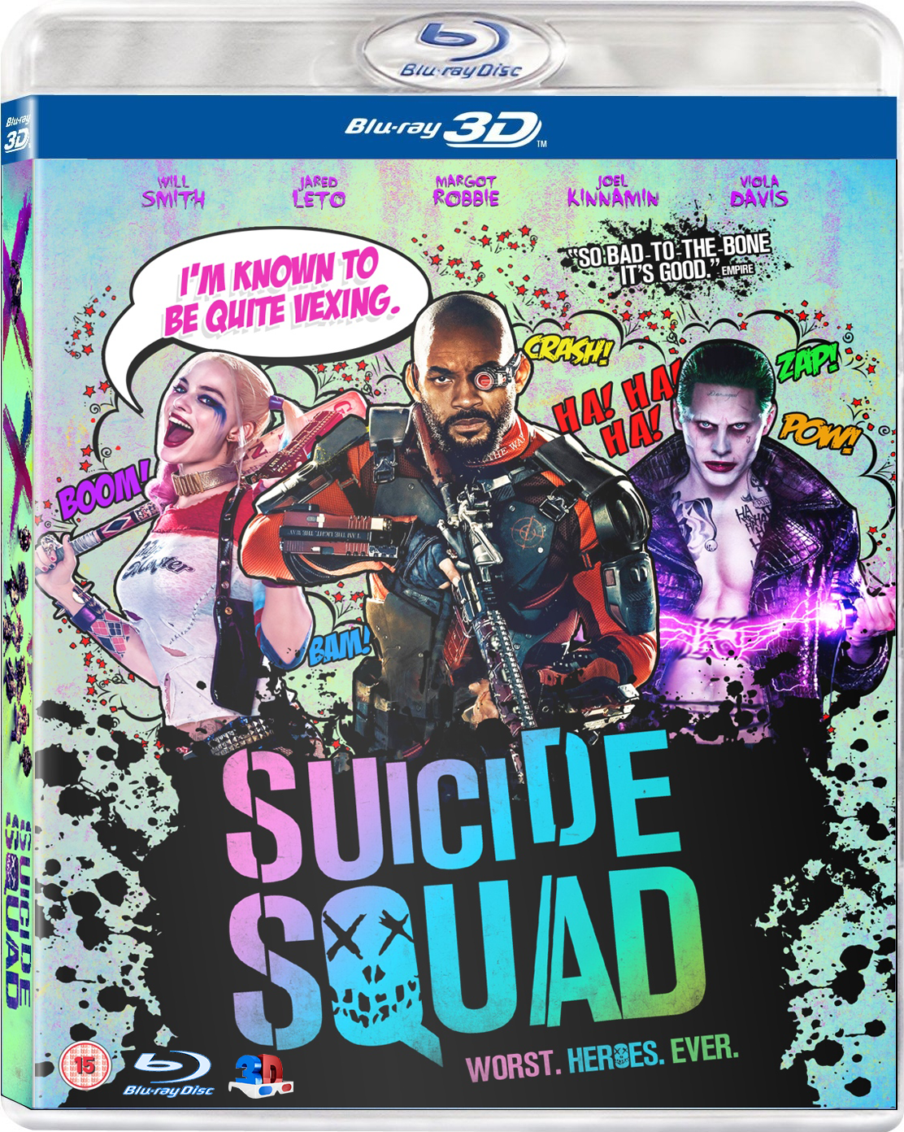Suicide Squad (2016) [Theatrical] ISO 3D Full Bluray AVC DD 5.1 iTA/MULTi TrueHD ENG