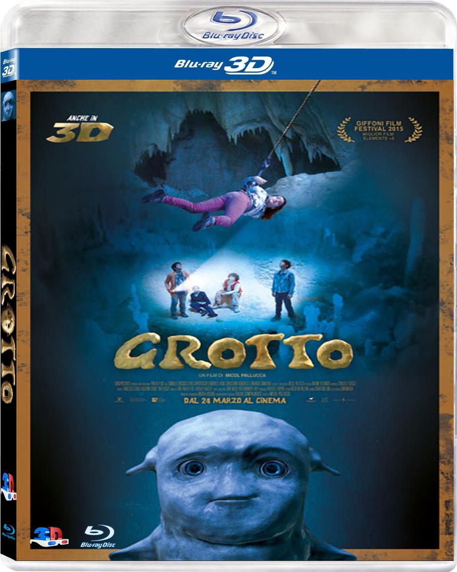 Grotto 3D (2015) FullHD 1080p H.SBS ITA DTS+AC3 Subs