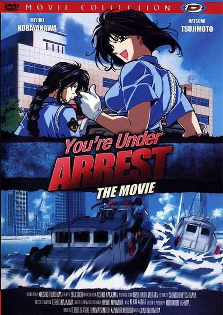 You're Under Arrest - The Movie (1999) DVD5 Custom ITA DDN