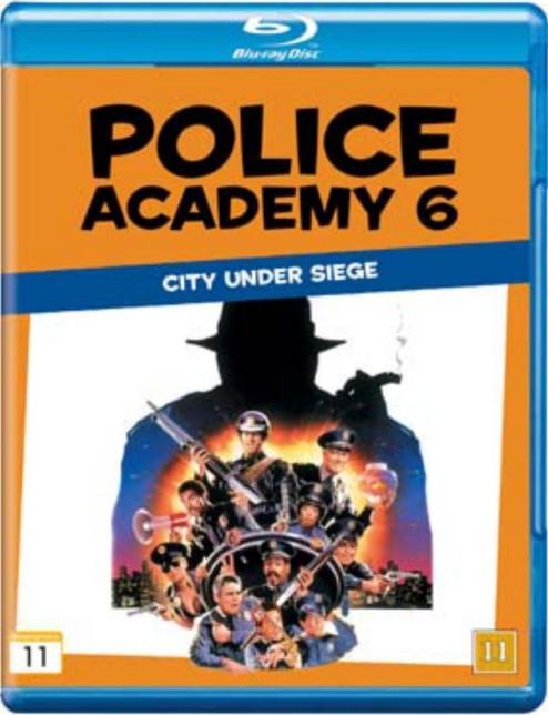 Scuola di polizia 6 - La città  è assediata (1989) Bluray Full AVC DD ITA DTSHD ENG Sub - DDN