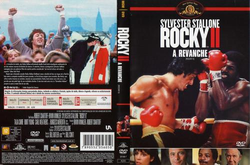 Rocky II - A Revanche Torrent - BluRay Rip 720p Dual Áudio (1979)