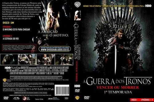 Game Of Thrones 1ª Temporada Torrent - BluRay Rip 720p Dublado