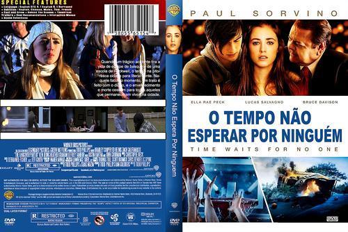 O Tempo Não Espera Por Ninguém Torrent - BluRay Rip 720p Dublado (2011)