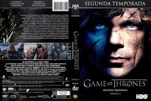 Game Of Thrones 2ª Temporada Torrent - BluRay Rip 720p Dublado