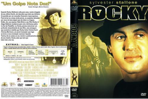Rocky - Um Lutador Torrent - BluRay Rip 720p Dual Áudio (1976)