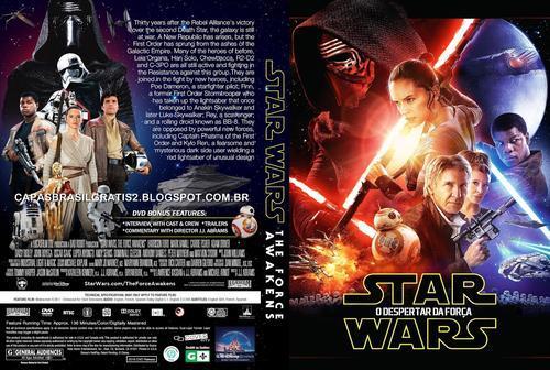 Star Wars: Episódio VII - O Despertar da Força Torrent - BluRay Rip 720p e 1080p Legendado 5.1 (2015)