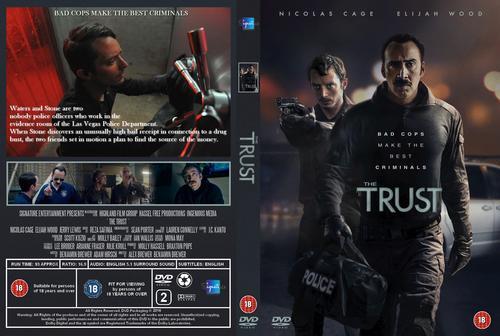 A Confiança (The Trust) Torrent - BluRay Rip 720p e 1080p Legendado (2016)