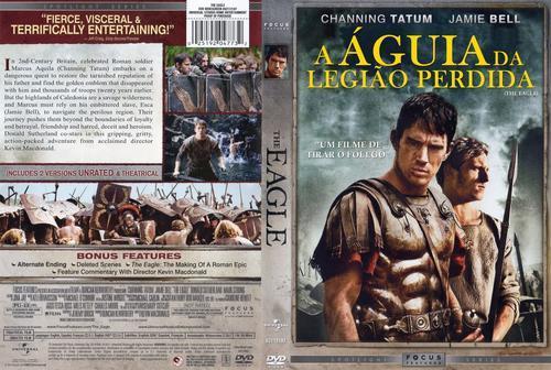 A Águia da Legião Perdida Torrent - BluRay Rip 720p e 1080p Dual Áudio 5.1 (2011)