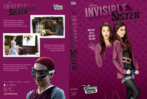 Minha Irmã Invisível Torrent – BluRay Rip 1080p Dublado (2015)