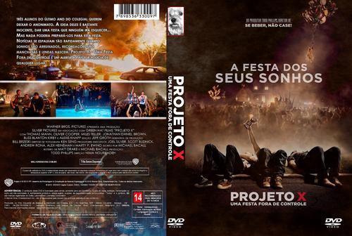 Projeto X - Uma Festa Fora De Controle Torrent - BluRay Rip 720P