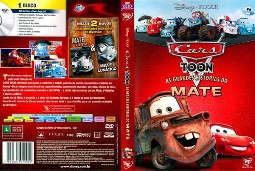 Cars Toon – As Grandes Histórias Do Mate Torrent – BluRay Rip 1080p Dublado (2010)
