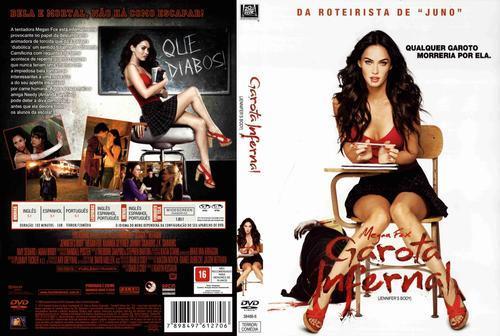 Garota Infernal – Versão Sem Cortes Torrent - BluRay Rip 720p Dublado 5.1 (2009)