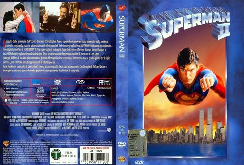 Superman 2 Torrent - BluRay Rip 720p Dual Áudio (1980)