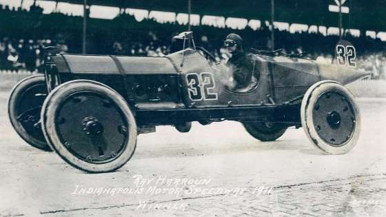 1911 Indy 500 Winner Ray Harroun