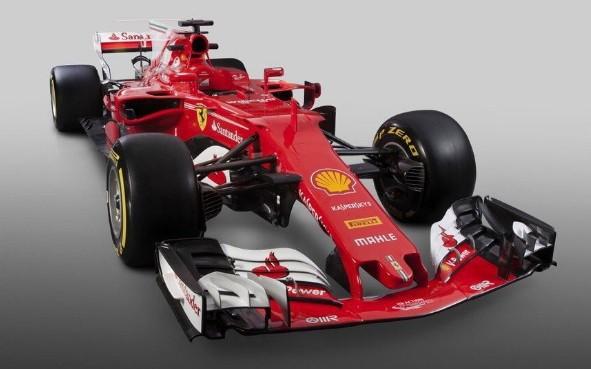 «Феррари» представил болид нановый сезон «Формулы-1»