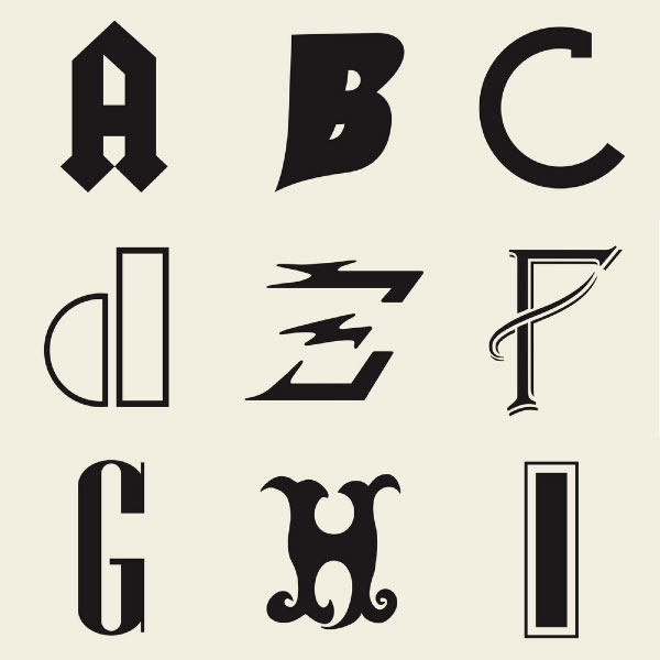 Quiz: can you tell the classic rock band from the typography?