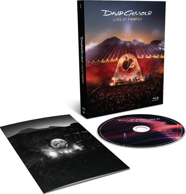 David Gilmour - Live At Pompeii [BOX SET] (2017) 2 DVD9 Copia 1:1 DTS ENG Sub ITA