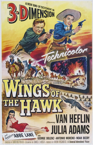 43598444 Budd Boetticher   Wings of the Hawk (1953)