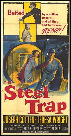 54972548 Andrew L. Stone   The Steel Trap (1952)