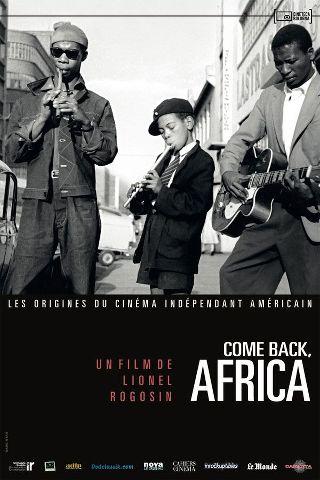 comebackafrica200151540 Lionel Rogosin   Come back, Africa [+Extras] (1959)