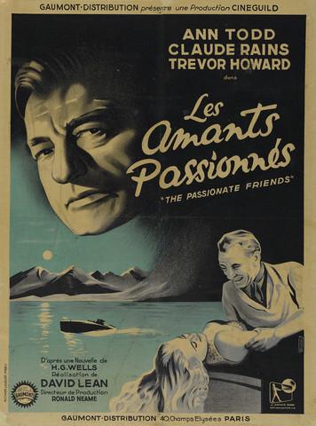10bhz David Lean   The Passionate Friends (1949)