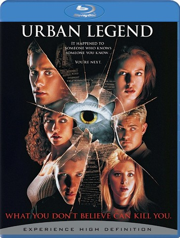 Urban Legend (1998) Full Blu-Ray AVC 25Gb TrueHD 5.1