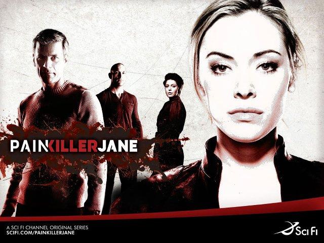 Painkiller Jane - Stagione Unica (2007) [Completa] DVDMux mp3 ITA