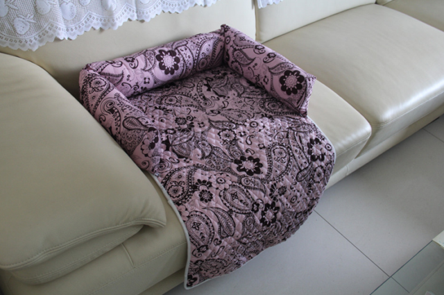 Coussin couverture panier protection canap fauteuil lit for Canape pour chien