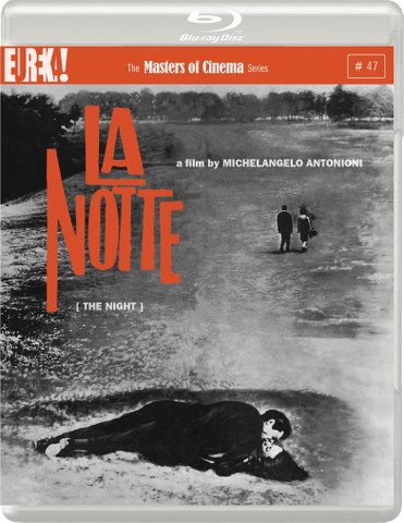 La Notte (1961) Full Blu-Ray 44Gb AVC ITA LPCM 1.0