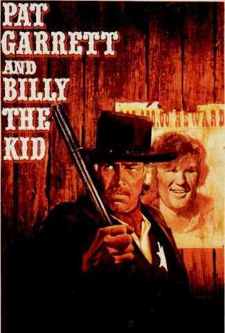 patgarretetbillythekid Sam Peckinpah   Pat Garrett and Billy the Kid (1988 Turner Library version) (1973)