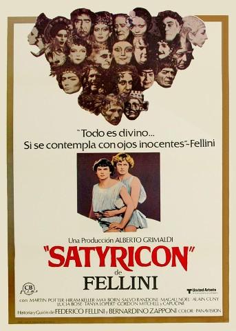 3f5072 Federico Fellini   Fellini   Satyricon [+Extra] (1969)